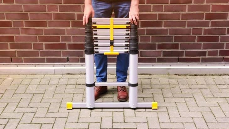 Benefits Telescopic Ladders