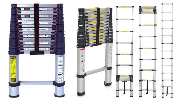 10 Best Telescopic Ladder 2019 - Reviews & Buying Guide