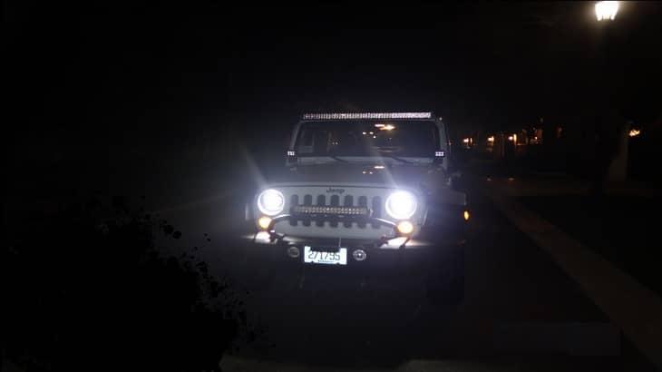 History LED Headlights