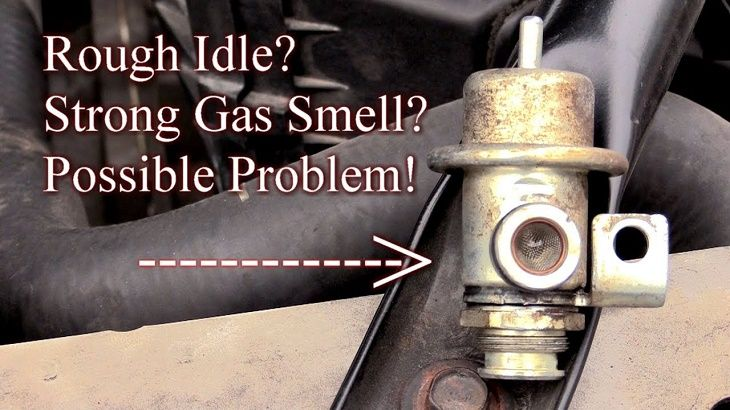Gas Smell in Car