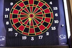 How High is a Dart Board