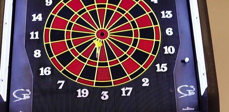 How High is a Dart Board