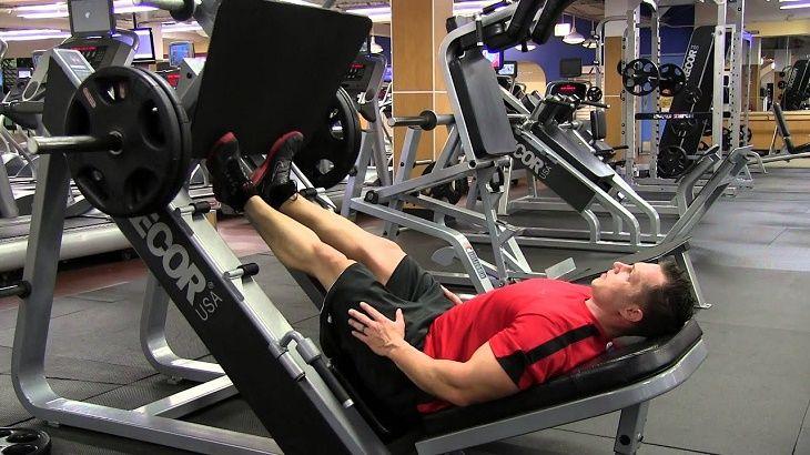 Best Leg Press Machine