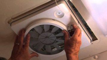 Reduce Kitchen Exhaust Fan Noise