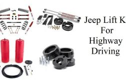 Best Jeep Lift Kit For Highway Driving