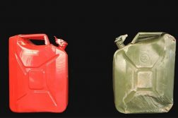 Metal vs Plastic Gas Can