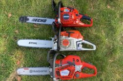 Stihl vs Husqvarna Chainsaws